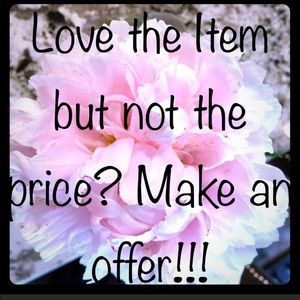 Other - 🌸🌸🌸Make me an Offer🌸🌸🌸